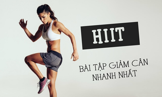 Hiit exercises are methods of losing weight urgently