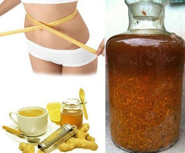 How to reduce belly fat with ginger wine is extremely effective
