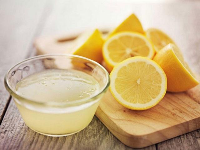 Tác dụng tuyệt vời của nước cốt chanh khi sử dụng giảm mỡ bụng dưới