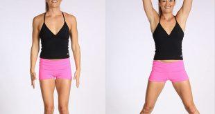 Các bài tập cardio giảm mỡ bụng hiệu quả 1