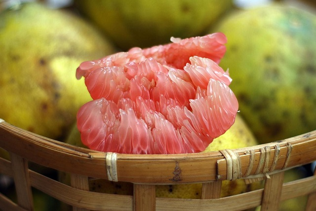 Lose weight fast with grapefruit