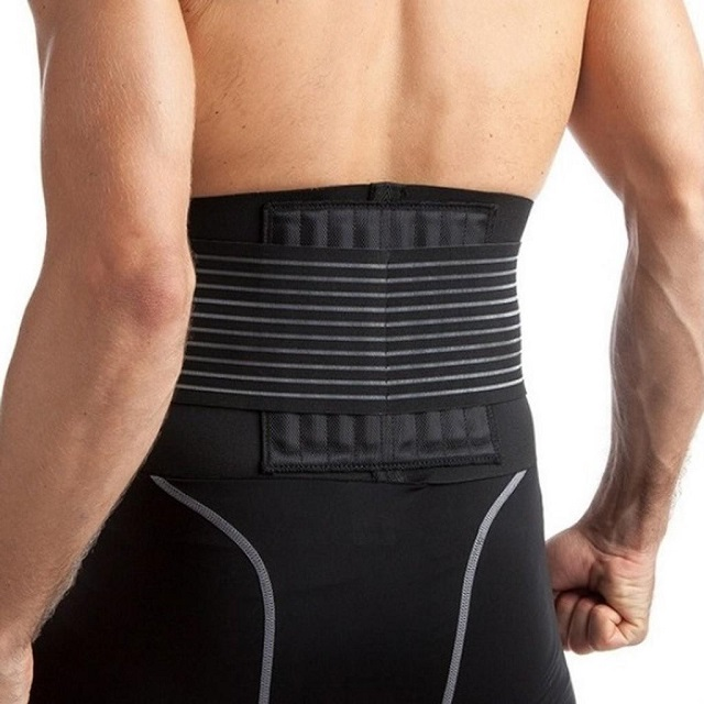 Belts to support the Gym safely