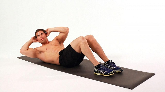Reduce belly fat with the method of belly bend