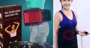 Cách sử dụng đai quấn nóng giảm mỡ bụng hiệu quả tại nhà 9
