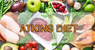 Chế độ giảm cân Low Carb Atkins