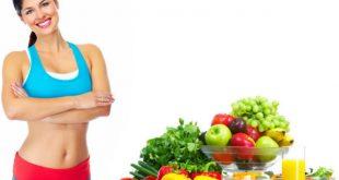 Giảm cân bằn rau củ quả