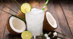 Uống nước dừa có tăng cân không